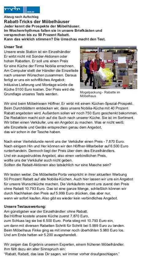 Küchenstudio DIE KÜCHE by LINGE in Bielefeld - ÜBER UNS